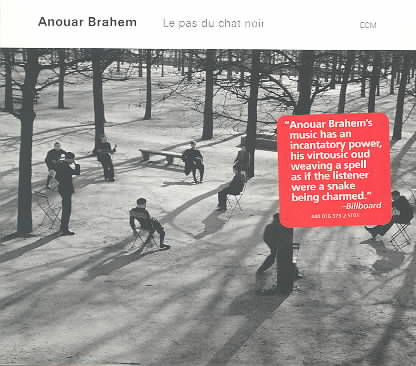 LE PAS DU CHAT NOIR BY BRAHEM,ANOUAR (CD)