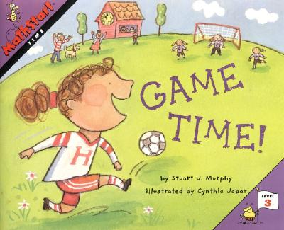 Game Time By Murphy, Stuart J./ Jabar, Cynthia (ILT)